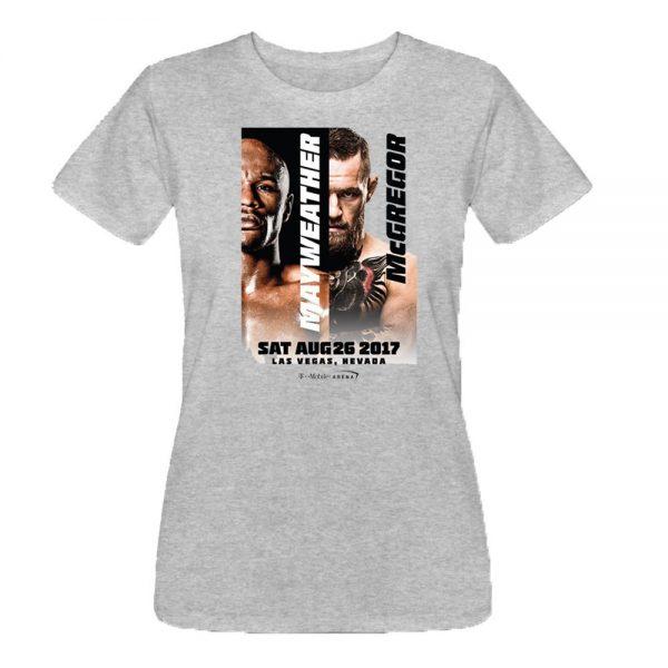 Mayweather vs McGregor Black T-Shirt