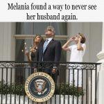 Melania Eclipse