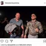 Nice McGregor Suit
