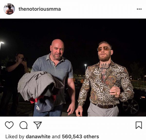 Nice McGregor Suit
