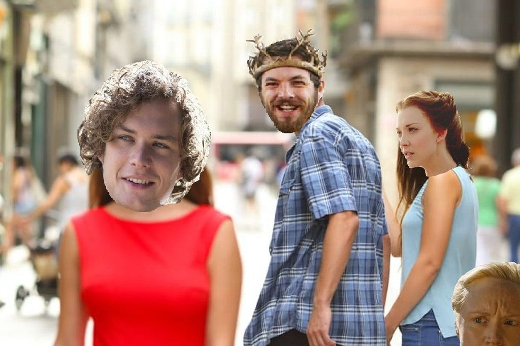 Renly likes Loras