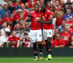 Romelu Lukaku, Anthony Martial