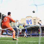 Sam Vokes Goal Burnley Chelsea