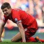 Steven Gerrard's Slip