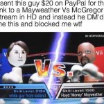 Streaming Cheat