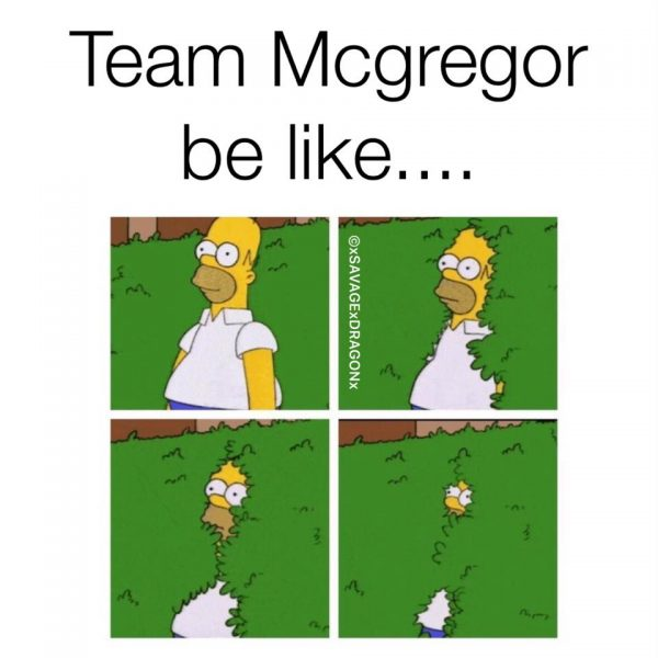 Team McGregor