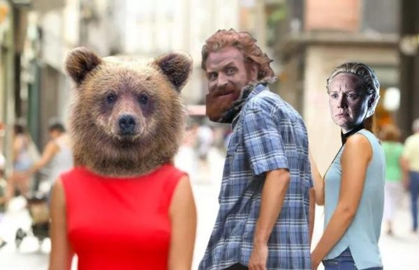 Tormund, Brienne, She-Bear