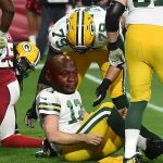 Aaron Rodgers Sacked Crying Jordan