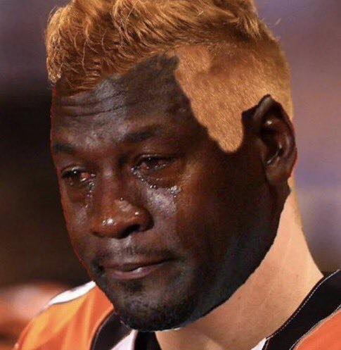 Andy Dalton Crying Jordan