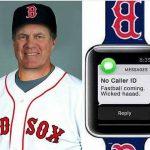 Belichick Apple Watch Cheating