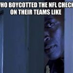 Breaking the Boycott