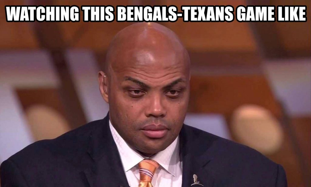 Charles Barkley was bored