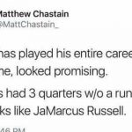 Dak Prescott JaMarcus Russell