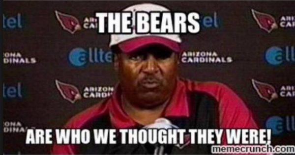 Dennis Green Bears