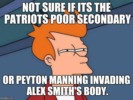 Peyton Manning invasion