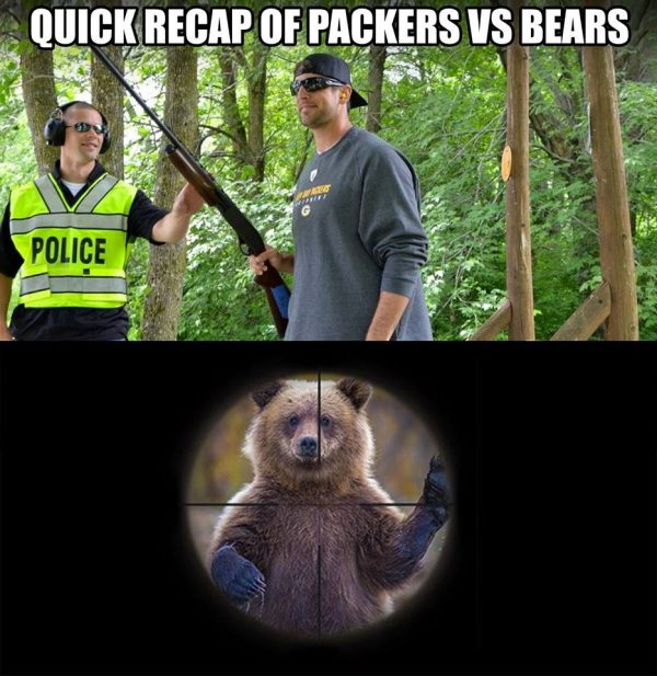 13 Best Memes Of Aaron Rodgers The Green Bay Packers Embarrassing