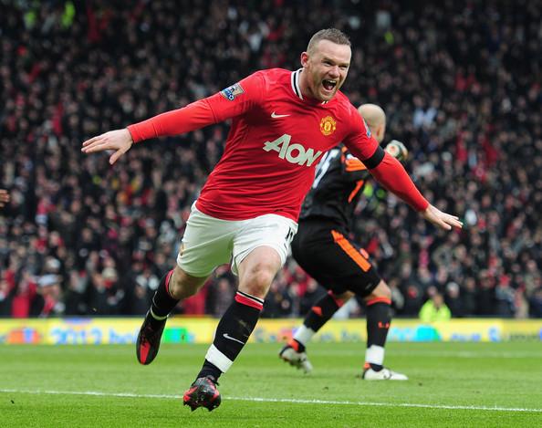 Rooney vs Liverpool