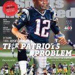 SI Patriots Cover Crying Jordan