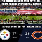 The Steelers Suck