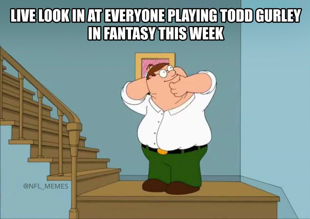 Todd Gurley Fantasy Owners