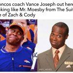 Vance Joseph Mr. Moesby