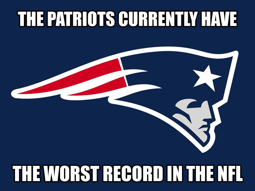 Worst in the NFL