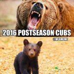 2017 Postseason Cubs