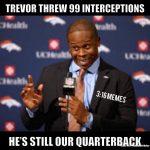 99 Interceptions