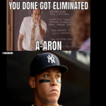 A-Aron Got Eliminated