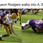 Aaron Rodgers Barr Joke