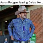 Aaron Rodgers Rules Dallas