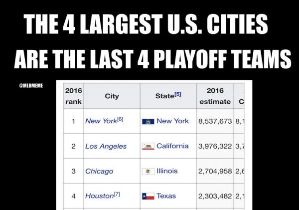 Big Cities Rule