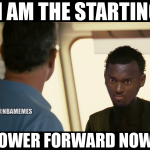 Bobby Portis Be Like
