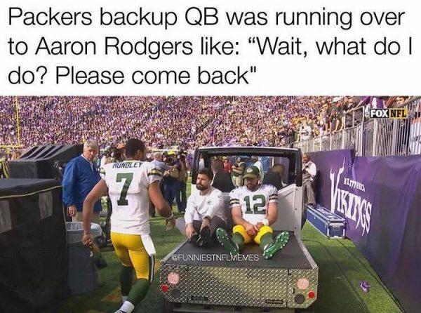 Brett Hundley Meme