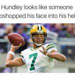 Brett Hundley Unnatural