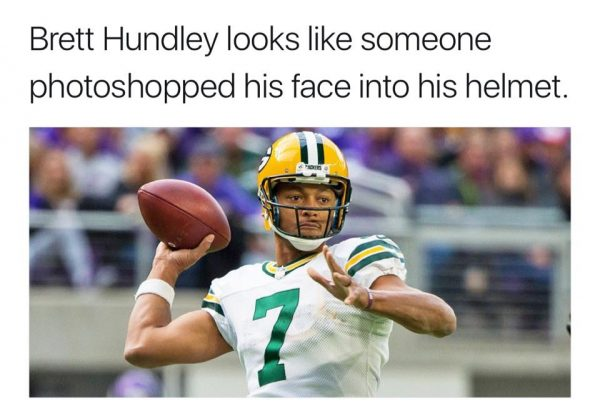 Brett Hundley Unnatural