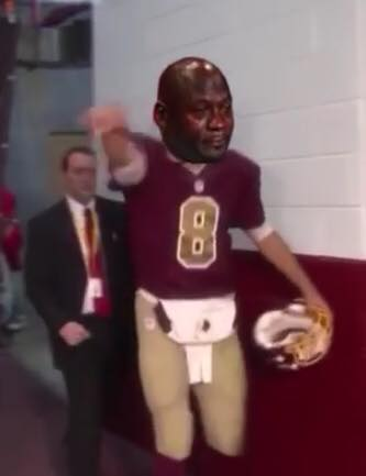 COusins Crying Jordan