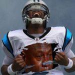 Cam Newton Crying Jordan