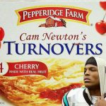 Cam Newton's Turnovers