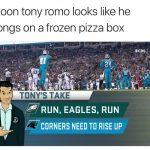 Cartoon Tony Romo