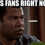 Cavs fans right now