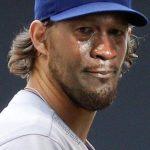 Clayton Kershaw Crying Jordan
