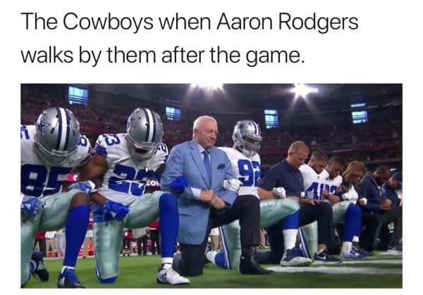 Cowboys Fans today
