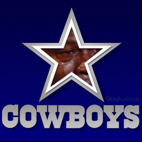 Cowboys rying Jordan Star