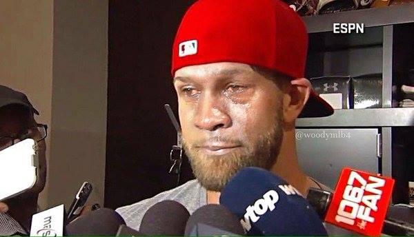 Crying Jordan Bryce Harper