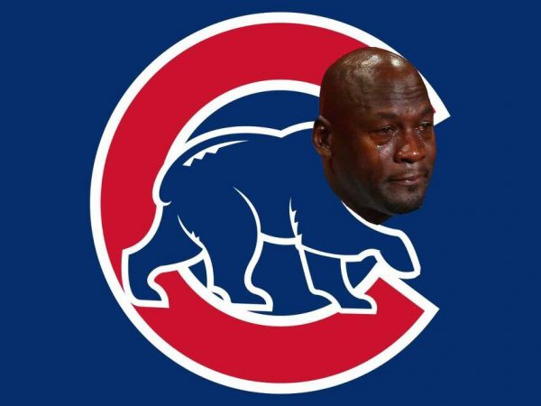 Cubs crying jordan