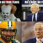 Dallas Cowboys Worst Nightmare