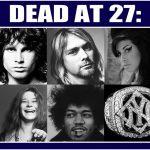 Dead at 27