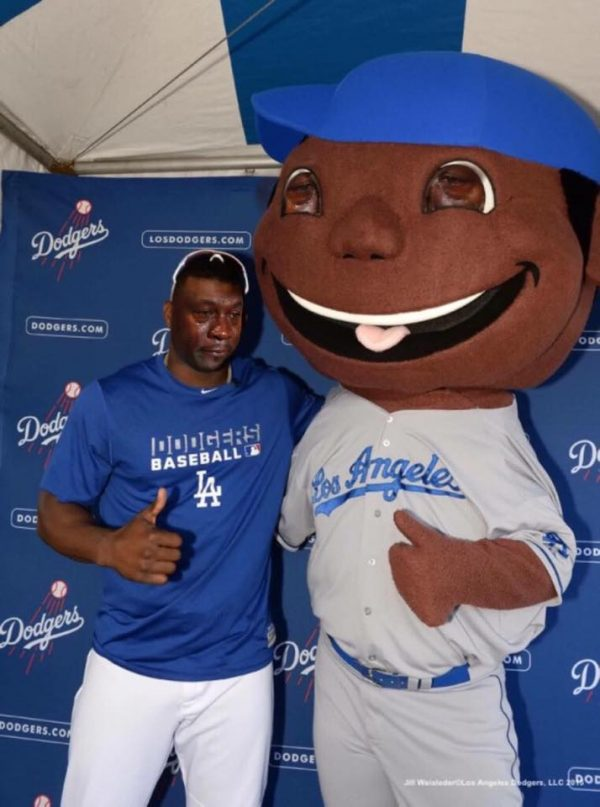 Dodgers Crying Jordan