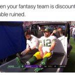 Fantasy Team Ruined